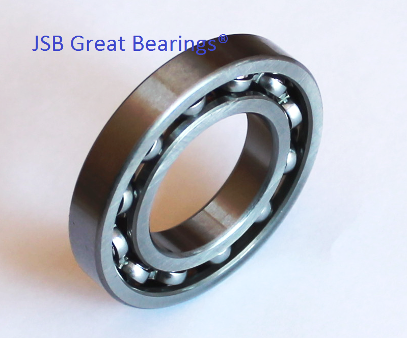 16006 open deep groove ball bearing 30 x 55 x 9 mm radial bearings