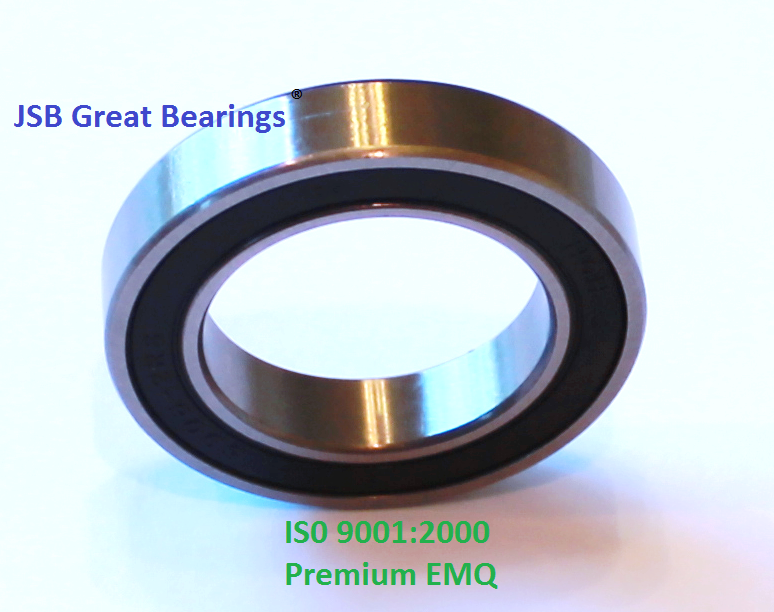 6806-2RS Premium seal 6806 2rs bearing 6806 ball bearings 6806 RS ABEC3