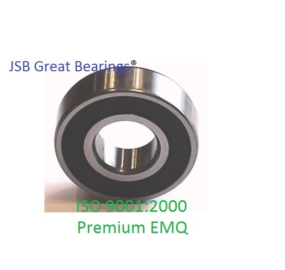 6000-2RS Premium 6000 2rs seal bearing 6000 ball bearings 6000 RS ABEC3
