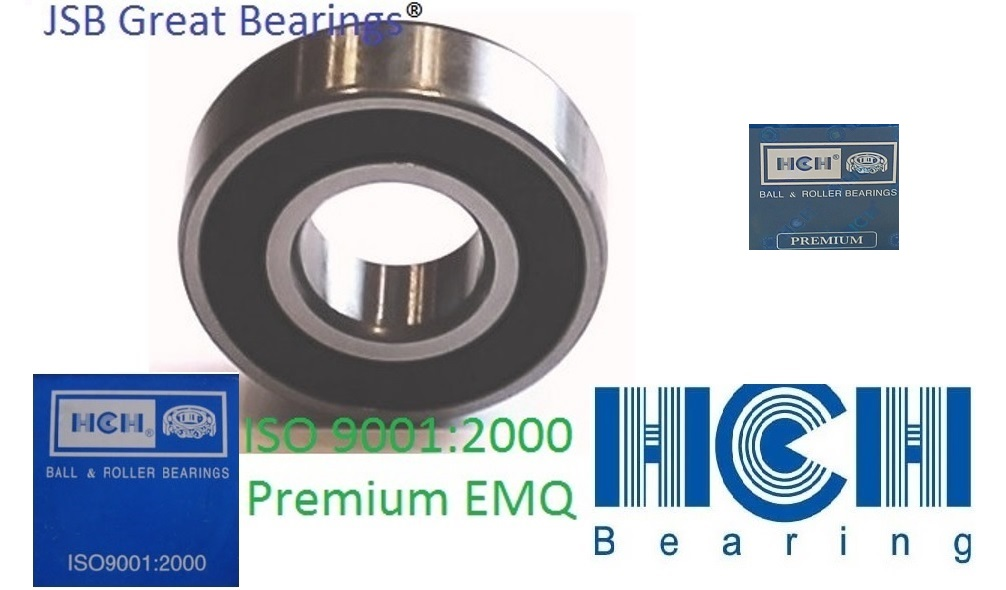 6202-5/8-2RS Premium 6202 10 2rs ball bearing 6202 5/8 rs bearings 6202
