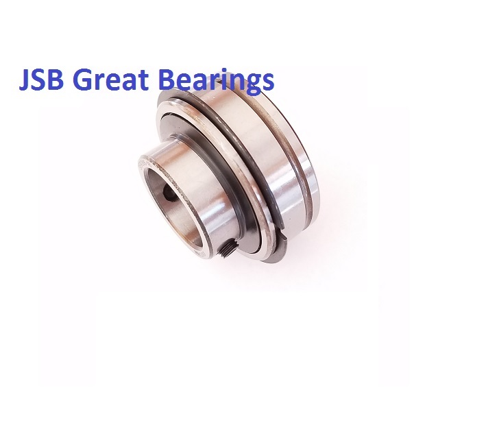 "SER205-16 1"" Insert Ball Bearing with Snap Ring ER16 High Quality ER205-16"
