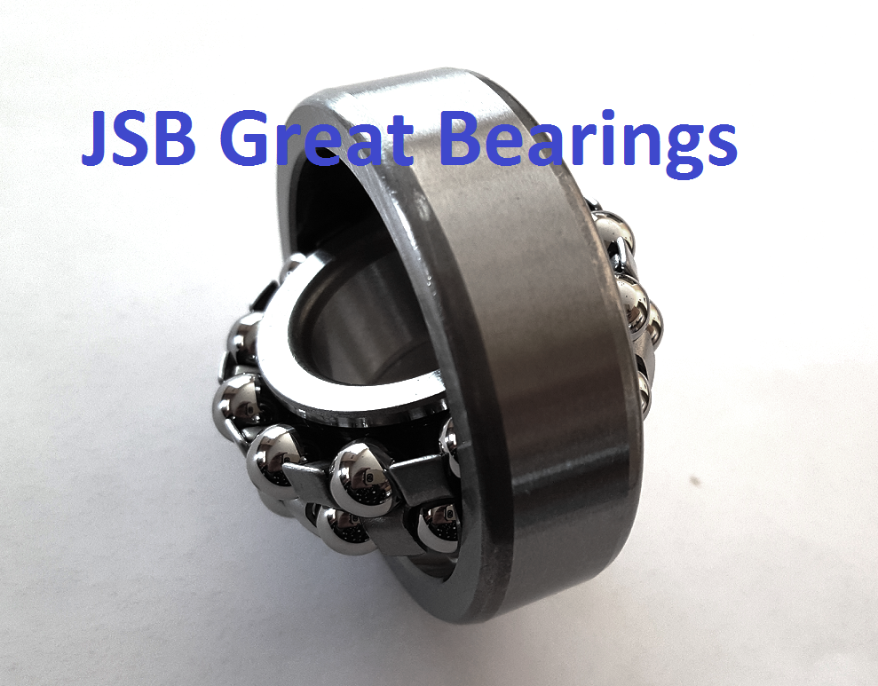 1204 self-aligning bearings 20x47x14 mm self align double raw bearing