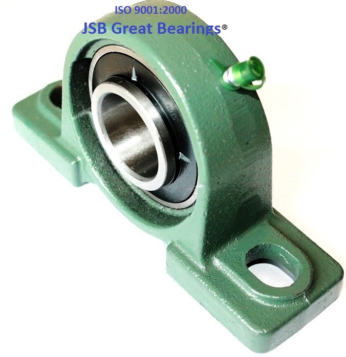 "1-1/2"" UCP208-24 Quality self-align UCP208 Pillow block bearing ucp 208"